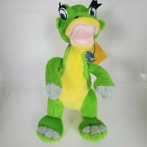 Vtg Land Before Time Toy Network Ducky Plush Toy